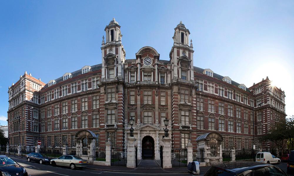 Blythe House, Clothworkers Centre, V&A