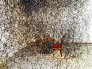 Chiharu Shiota: Installation, 2014