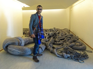Saad Qureshi, 1986, london: installation