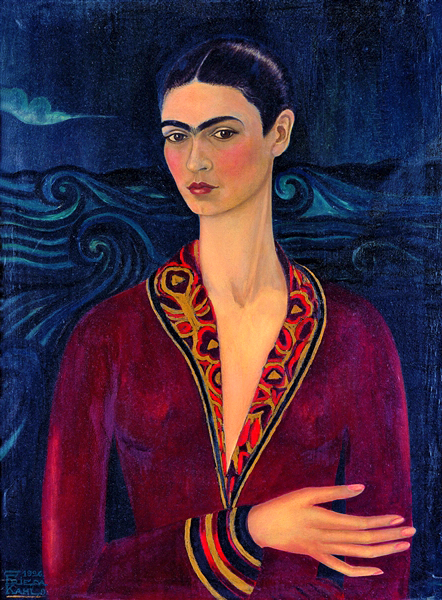 Frida Kahlo Exhibitions In Italy Textile Forum Blog