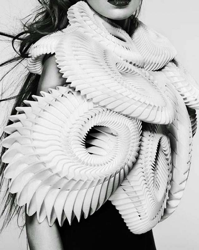 Iris van Herpen: Crystallization