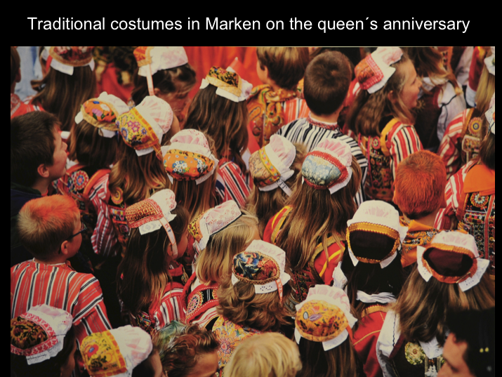 15_Dutch Folklore Children traditional headdresses