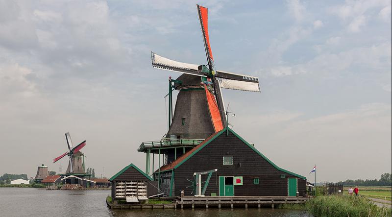 Dyestuff Mill De Verfkat