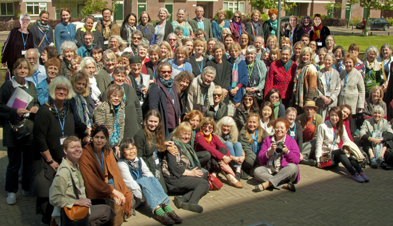 Some participants of the 17th ETN Conference in Leiden on 16 May, 2015
