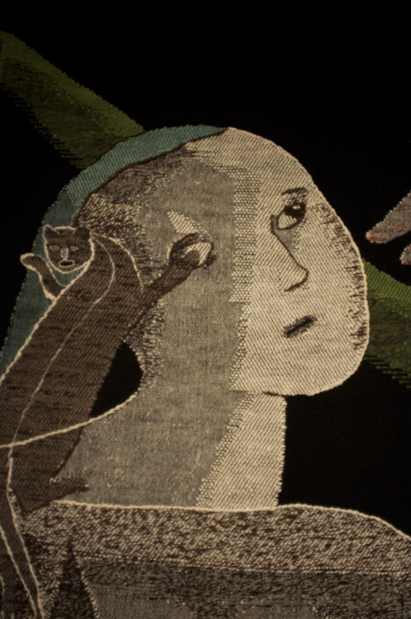 Der Tote (The Dead), detail