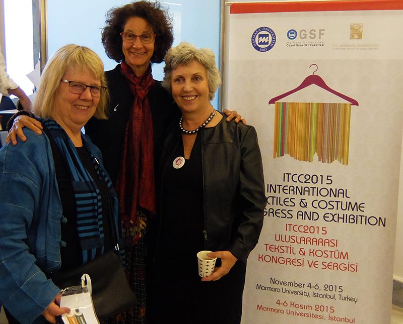 Conference organizer Cigdem Cini