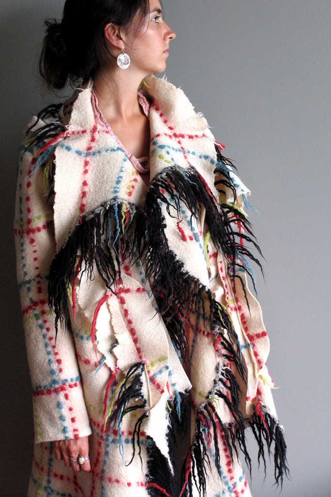 "Latifa Medjdoub, USA: ""Wild Wild West!; entry Wearable Expressions 2008"