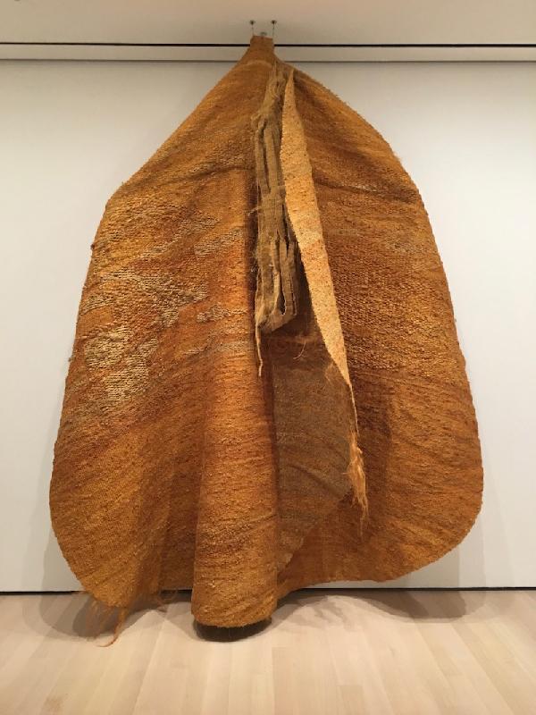 Metamorphism – Magdalena Abakanowicz – Textile Forum Blog