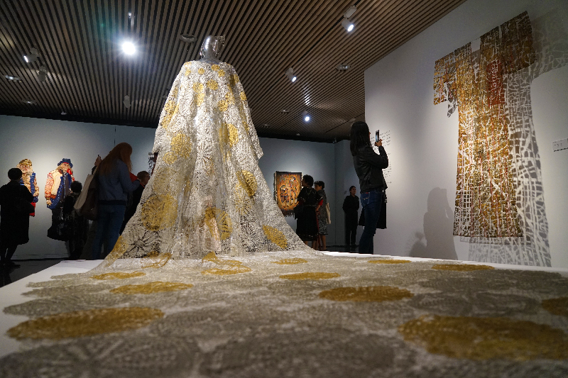 10th from Lausanne to Beijing exhibition – Textile Forum Blog